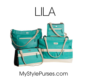 Turquoise Lila Miche Shells (Handbags in 4 sizes) | Shop MyStylePurses.com