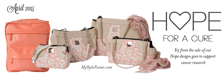 Miche April 2015 Collection available at MyStylePurses.com