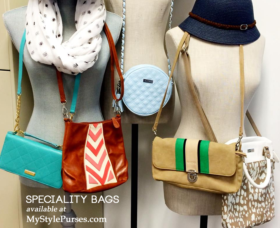 Shop Miche Speciality Bags - Convertible Wallets, Hip Bags, Tech Bags - MyStylePurses.com