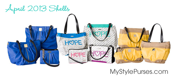 Miche April 2013 Product Release from MyStylePurses.com