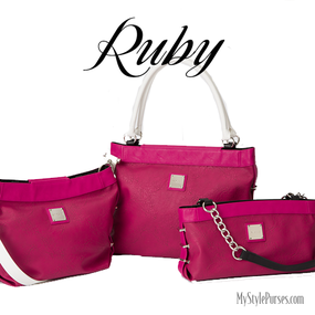 Miche Ruby Collection available at MyStylePurses.com