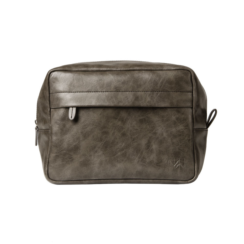 Miche Grey Dopp Kit available at MyStylePurses.com