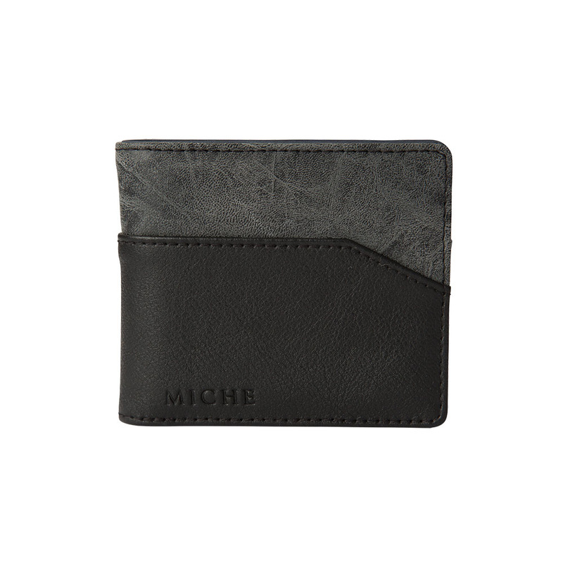 Miche Men's Grey Wallet available at MyStylePurses.com