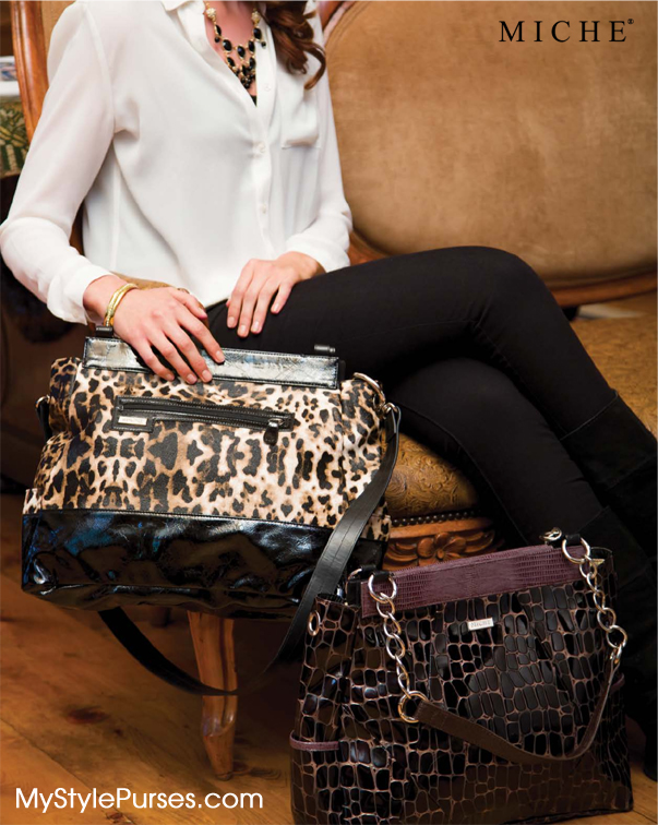 Stretch your Wardrobe with Accessories such as a Miche Handbag
