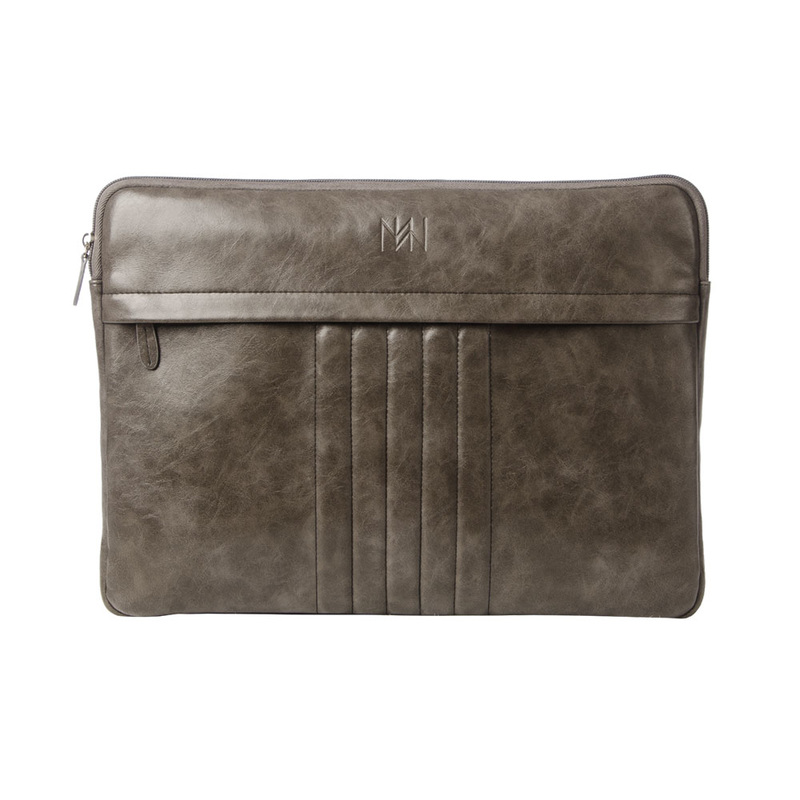 Miche Grey Laptop Case available at MyStylePurses.com