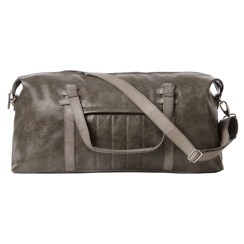 Miche Grey Duffle Bag available at MyStylePurses.com