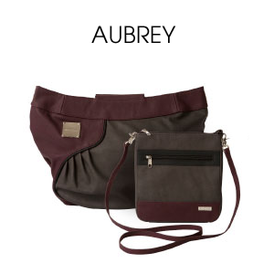 Miche Aubrey Shell and Hip Bag