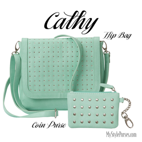 Miche Cathy Hip Bag and Coin Purse available at MyStylePurses.com