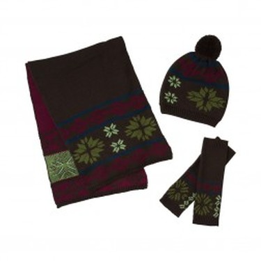 Miche Feliz Scarf, Beanie and Handwarmers available at MyStylePurses.com