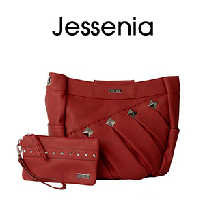 Miche Jessenia Demi Shell and Wristlet - December 2013 - available at MyStylePurses.com