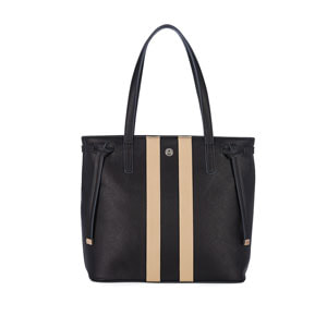 Gatsby Tote in Black available at MyStyleInASnap.com